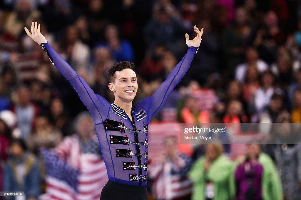 ISU World Figure Skating Championships 2016 - Day 5 : News Photo
