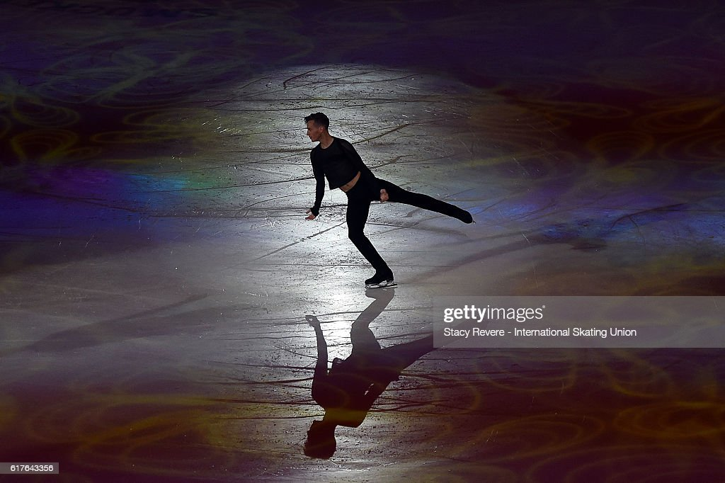 ISU Grand Prix of Figure Skating - Chicago Day 3 : News Photo