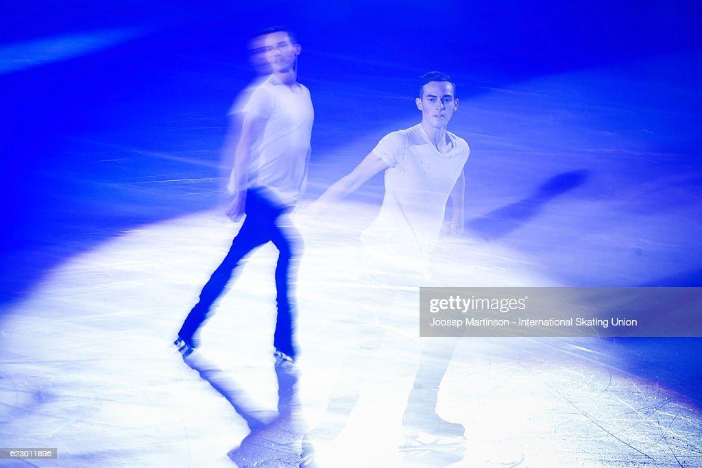 ISU Grand Prix of Figure Skating - Paris Day 3 : News Photo