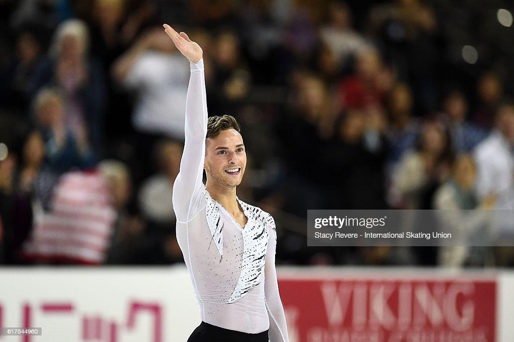 ISU Grand Prix of Figure Skating - Chicago Day 3 : News Photo