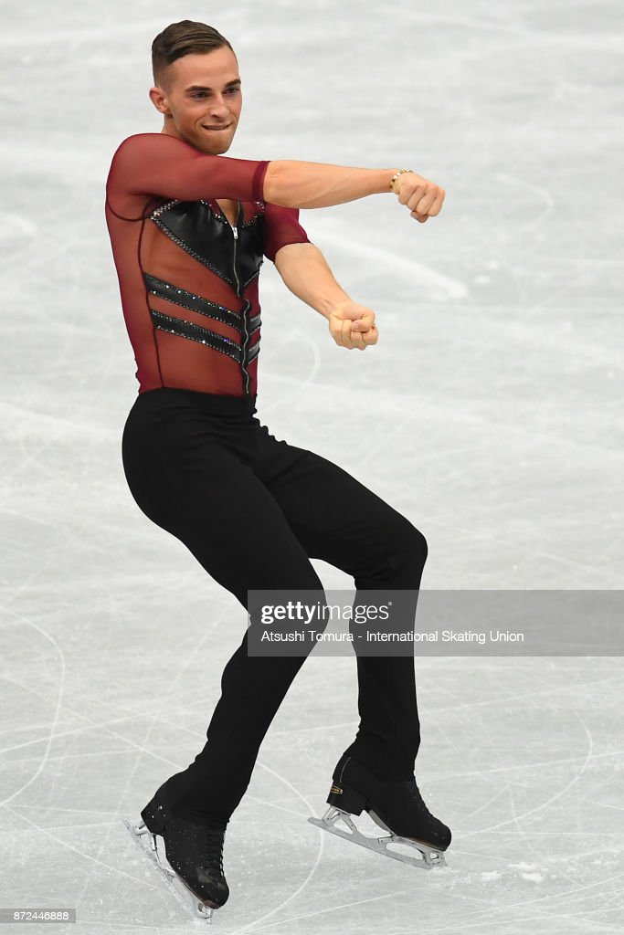 ISU Grand Prix of Figure Skating - Osaka : ニュース写真