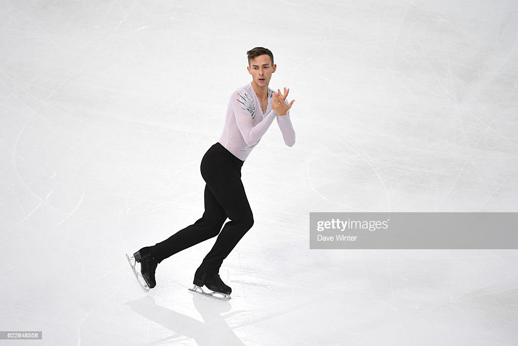 ISU Grand Prix of France of Figure Skating - Paris Day Two : News Photo