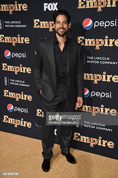 Adam Rodriguez attends the 'Empire' Series Season 2 New York Premiere at Carnegie Hall on September 12 2015 in New York City