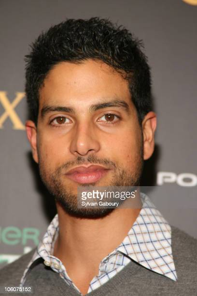 Adam Rodriguez during Maxim Magazine's 7th Annual Hot 100 Party Arrivals at Buddha Bar in New York New York United States