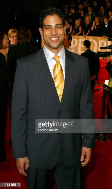 Adam Rodriguez during The 29th Annual People's Choice Awards Arrivals at Pasadena Civic Auditorium in Pasadena California United States