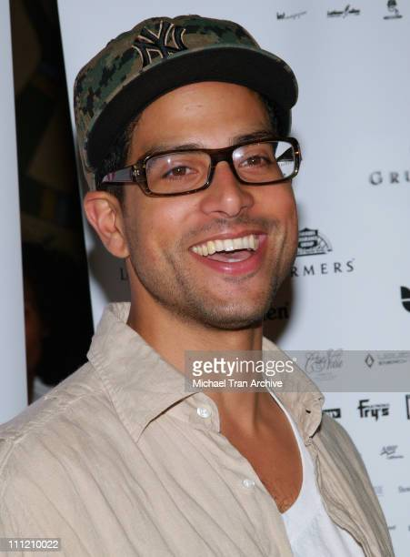 Adam Rodriguez during Yellow Screening at the Los Angeles Latino International Film Festival 2006 at Egyptian Theater in Hollywood California United...