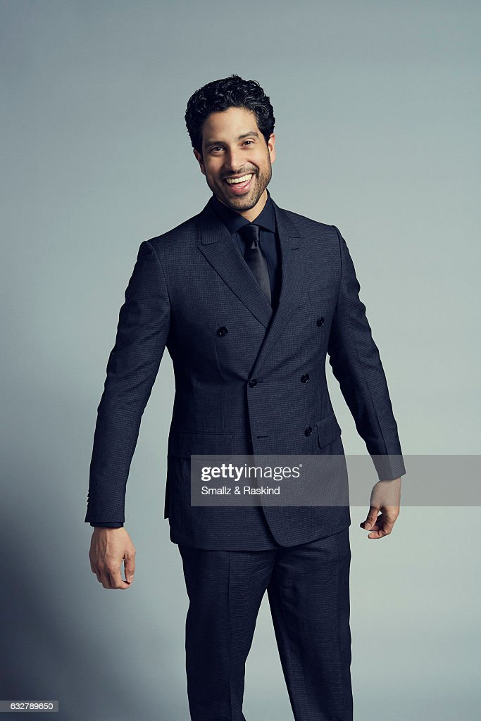 Adam Rodriguez poses for a portrait at the 2017 People's Choice Awards at the Microsoft Theater on January 18, 2017 in Los Angeles, California.
