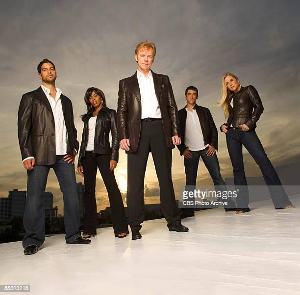 Adam Rodriquez Khandi Alexander David Caruso Johathan Togo and Emily Procter star on CSI Miami a fastpaced drama that follows a South Florida team of...