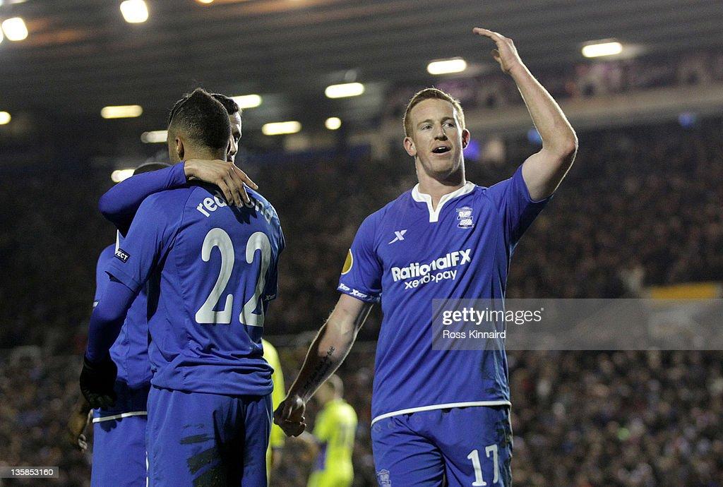 Birmingham City FC v NK Maribor - UEFA Europa League : News Photo