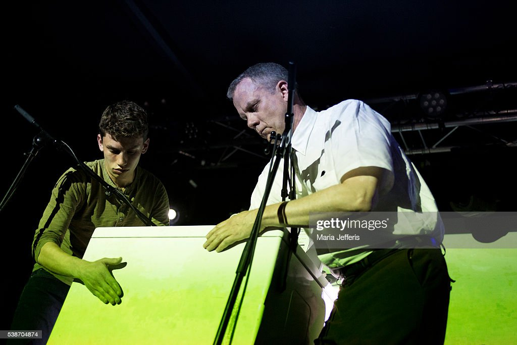 Matmos Perform At Oslo In London : News Photo