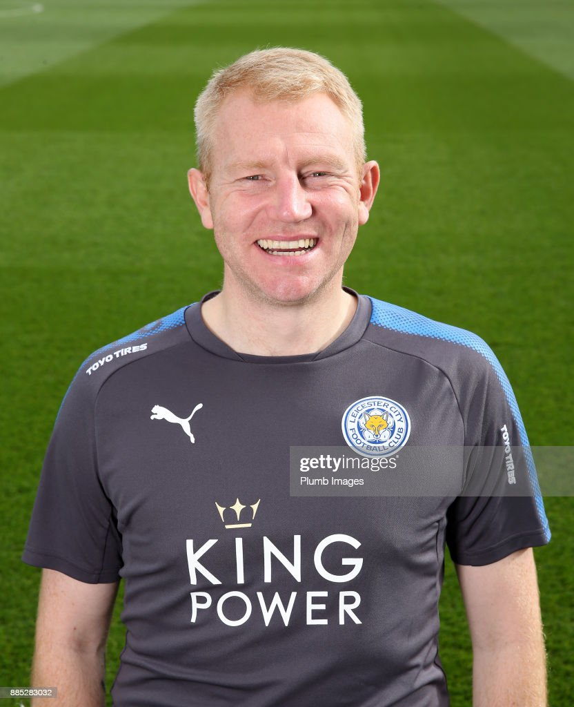 Adam Sadler Ð First Team Coach during the Leicester City Official Team Group on November 1 , 2017 in Leicester, United Kingdom.