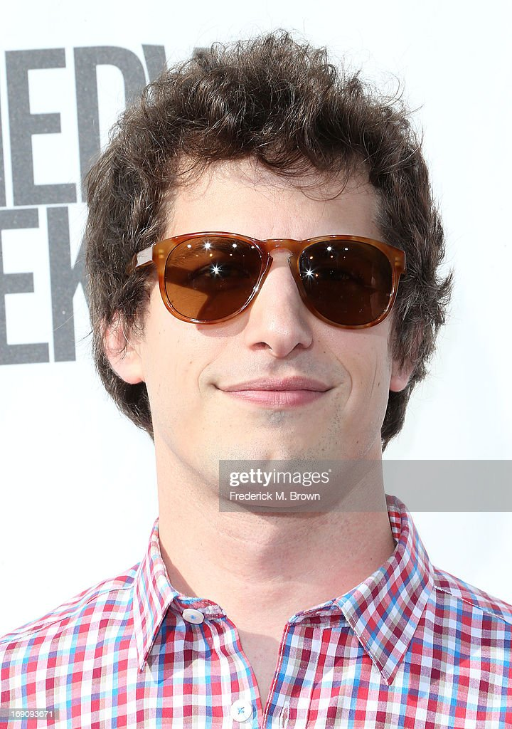 Adam Samberg attends YouTube Comedy Week Presents 'The Big Live Comedy Show' at Culver Studios on May 19, 2013 in Culver City, California.