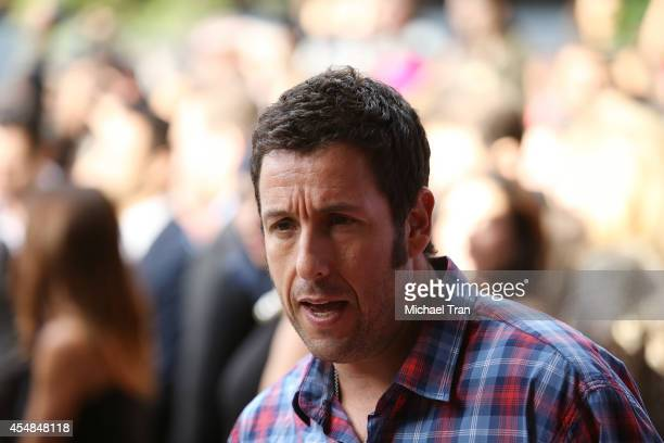 Adam Sandler arrives at the premiere of Men Women and Children held during the 2014 Toronto International Film Festival Day 3 on September 6 2014 in...