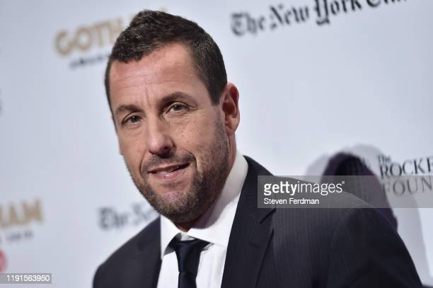Adam Sandler attends the 2019 IFP Gotham Awards at Cipriani Wall Street on December 02 2019 in New York City