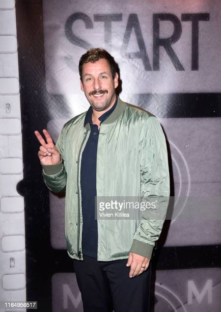 Adam Sandler attends the Telluride Film Festival 2019 on August 30 2019 in Telluride Colorado