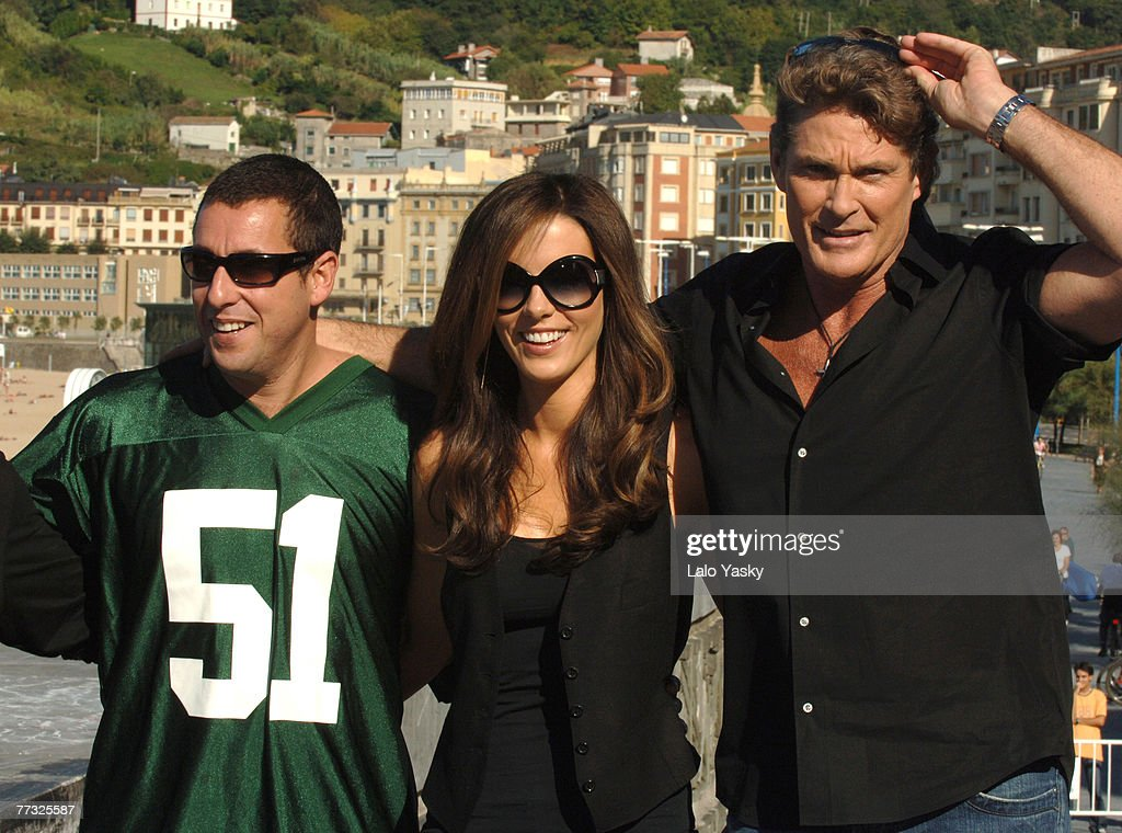 "2006 San Sebastian Film Festival - ""Click"" Photocall and Press Conference : News Photo"