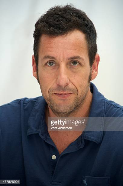 Adam Sandler on location on June 15 2015 in Cancun Mexico