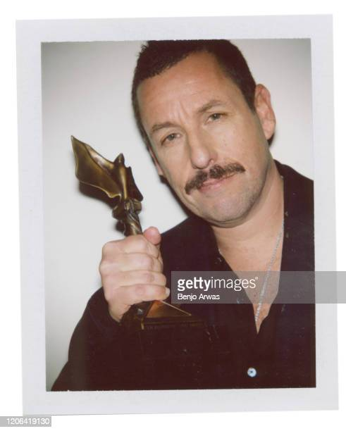 Adam Sandler poses for a portrait during the 2020 Film Independent Spirit Awards on February 8 2020 in Santa Monica California
