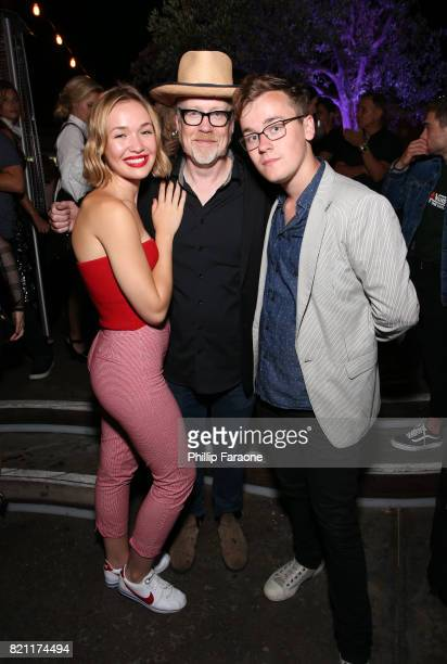 Adam Savage and guests at Entertainment Weekly's annual ComicCon party in celebration of ComicCon 2017 at Float at Hard Rock Hotel San Diego on July...