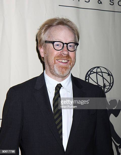 Adam Savage of 'Mythbusters' attends Emmy Nominees for Nonfiction Reality Programs party at Academy of Television Arts Sciences on September 11 2009...