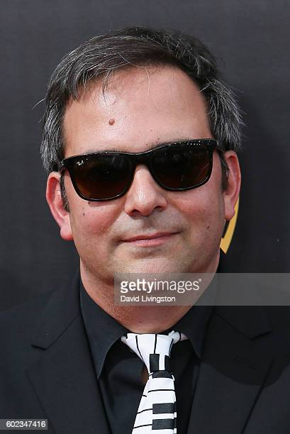 Adam Schlesinger attends the 2016 Creative Arts Emmy Awards Day 1 at the Microsoft Theater on September 10 2016 in Los Angeles California