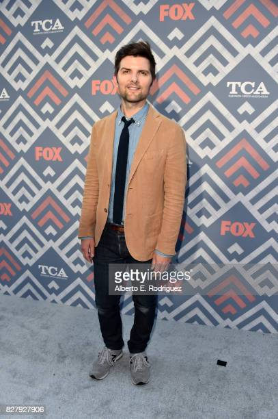 Adam Scott attends the FOX 2017 Summer TCA Tour after party on August 8 2017 in West Hollywood California