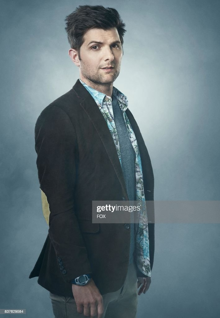 Adam Scott in GHOSTED premiering Sunday, Oct. 1 (8:30-9:00 PM ET/PT) on FOX.