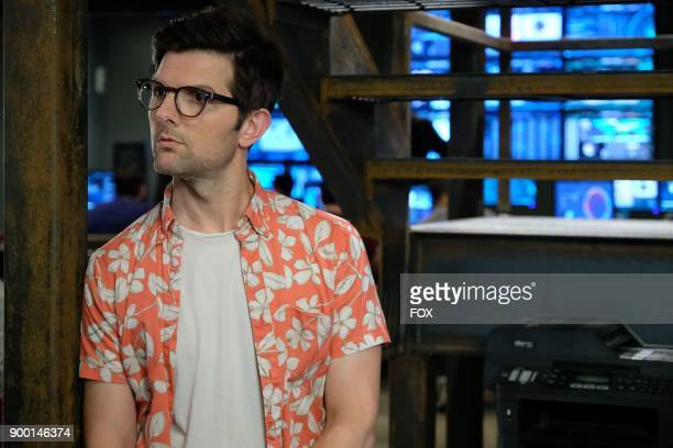 Adam Scott in the 'Succubus' episode of GHOSTED airing Sunday Oct 15 on FOX