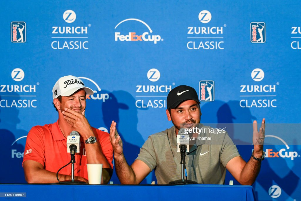 LA: Zurich Classic Of New Orleans - Preview Day 2