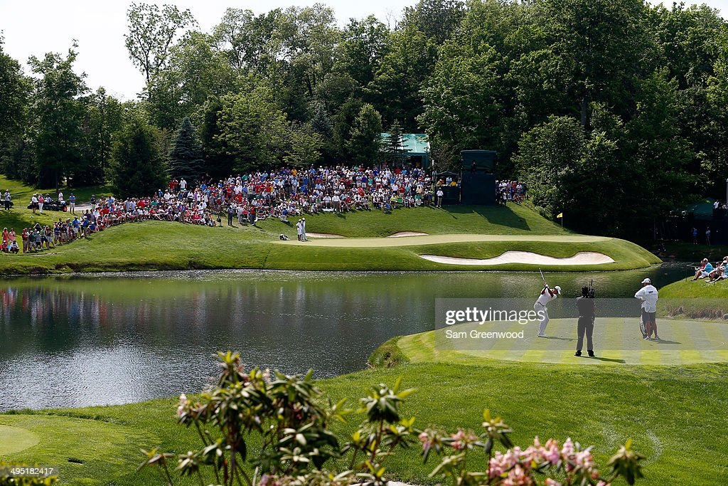 The Memorial Tournament presented by Nationwide Insurance - Final Round : News Photo