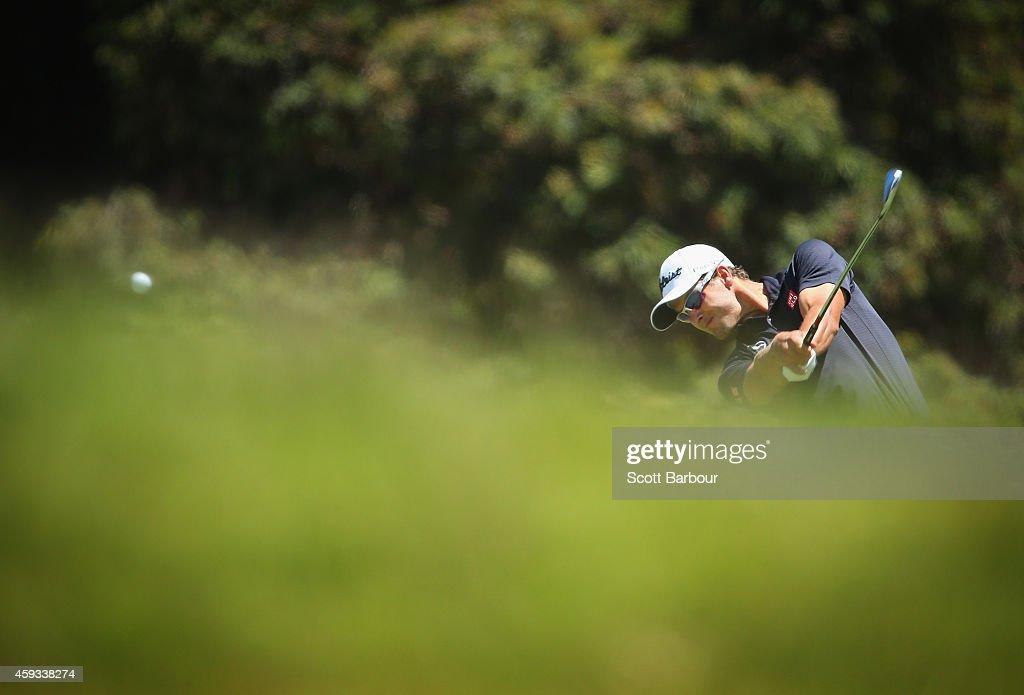 2014 Australian Masters - Day 2 : News Photo