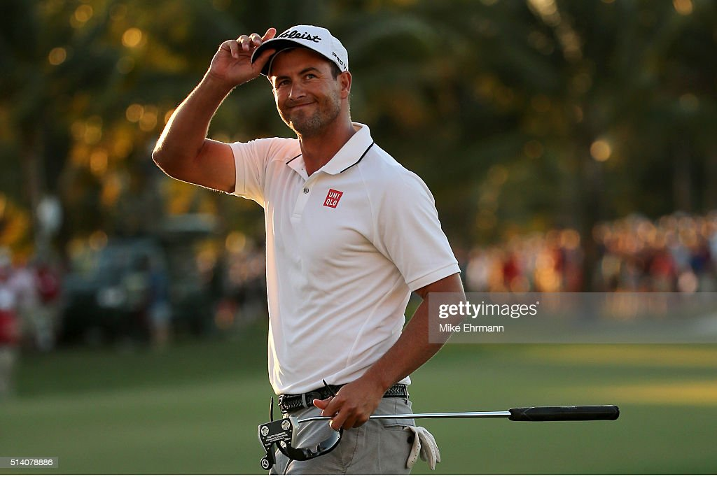 World Golf Championships-Cadillac Championship - Final Round : News Photo