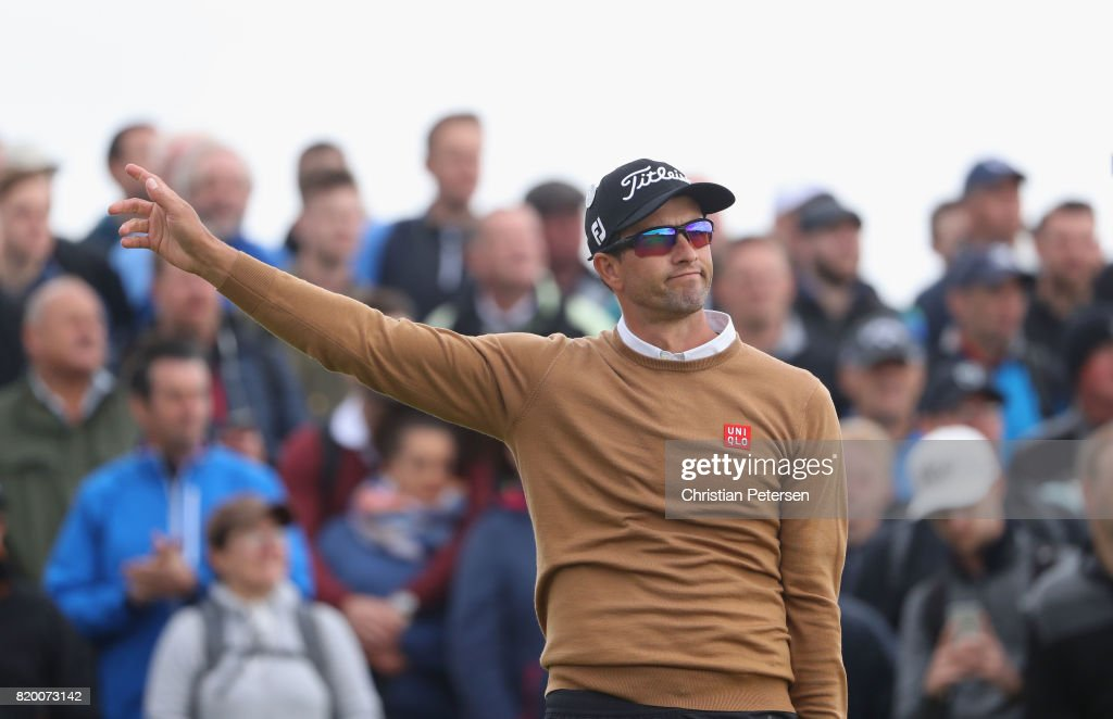 146th Open Championship - Second Round : News Photo