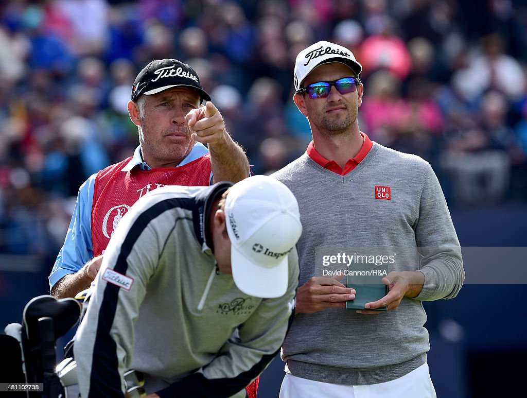 144th Open Championship - Day Two : News Photo