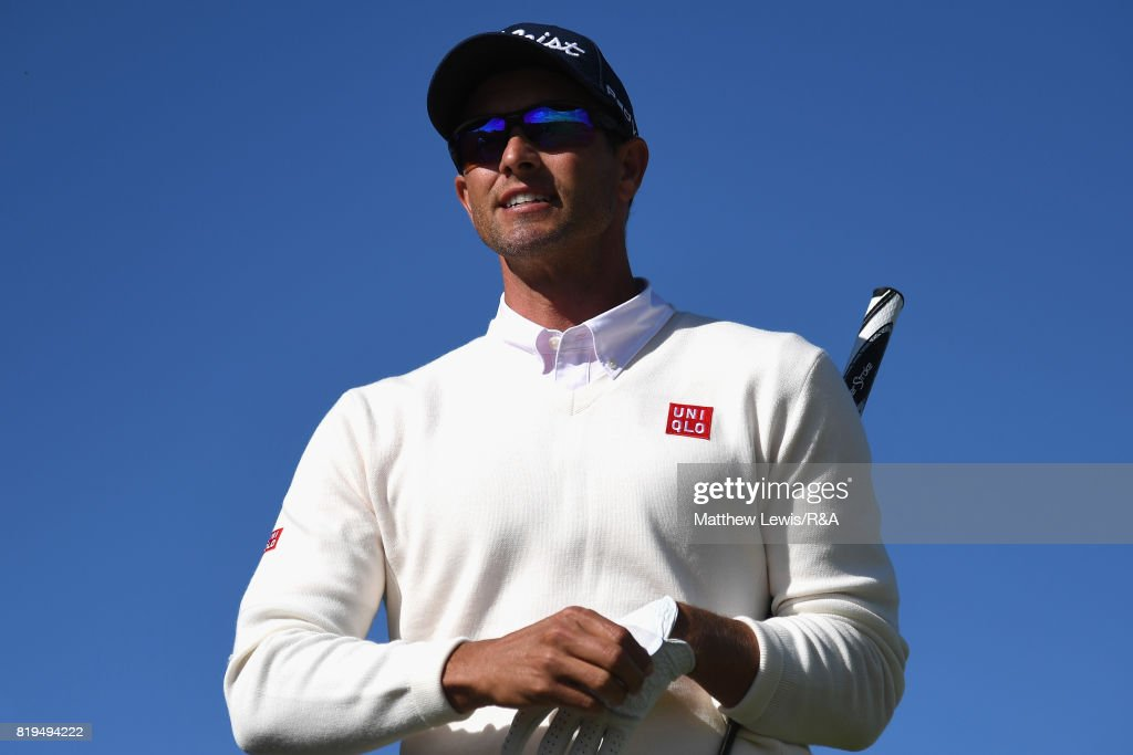 146th Open Championship - First Round : News Photo