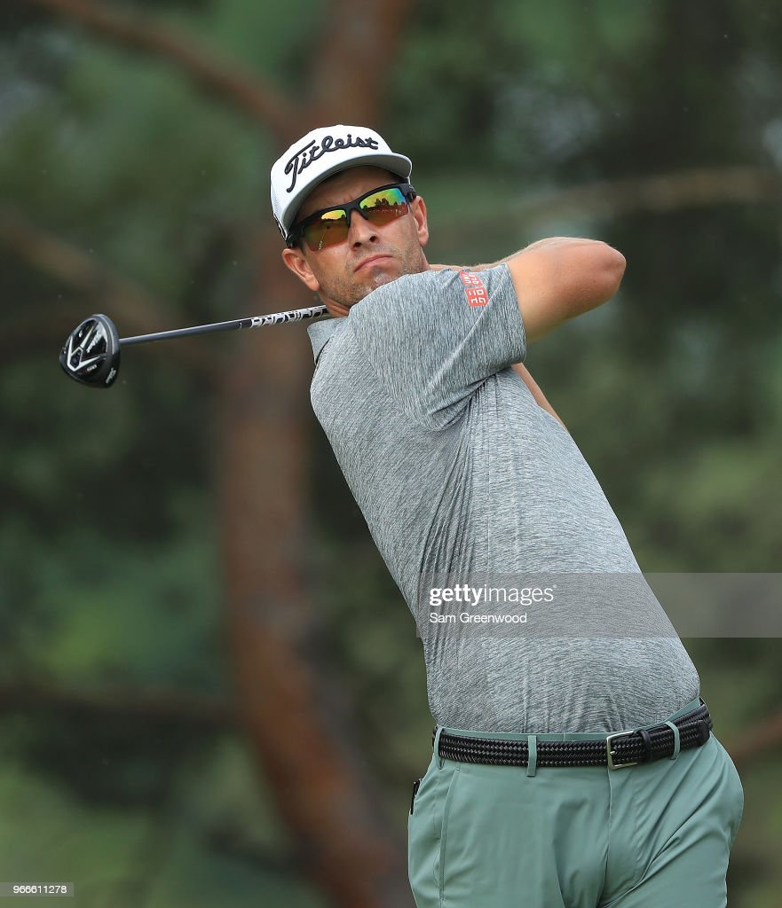 The Memorial Tournament Presented By Nationwide - Final Round : ニュース写真