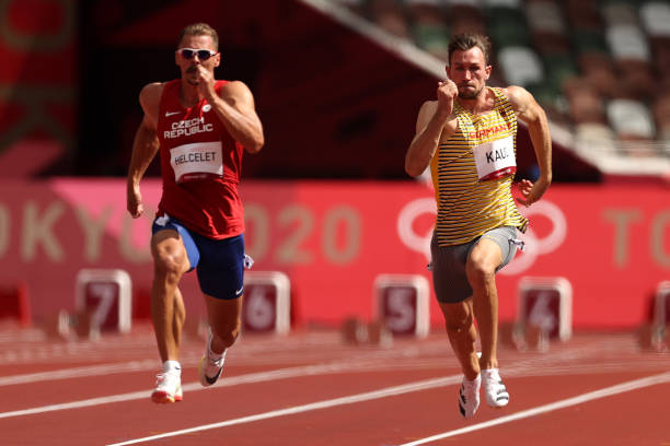 JPN: Athletics - Olympics: Day 12