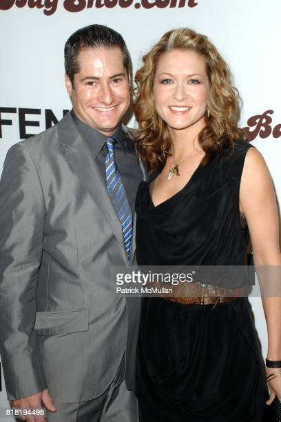 Adam Selkowitz and Ali Hillis attend Lupus LA 8th Annual Bag Ladies Luncheon at Beverly Wilshire Four Seasons Hotel on November 16 2010 in Beverly...