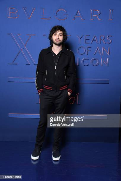 Adam Sevani attends the Bvlgari BZERO1 XX Anniversary Global Launch Event at Auditorium Parco Della Musica on February 19 2019 in Rome Italy