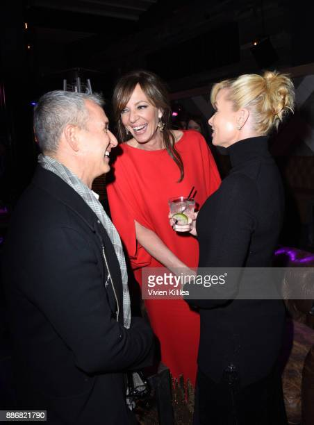 Adam Shankman Allison Janney and Jaime Pressly attend NEON and 30WEST Present the Los Angeles Premiere of 'I Tonya' Supported By Svedka on December 5...