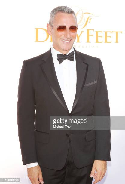 Adam Shankman arrives at the Dizzy Feet Foundation's 3rd Annual Celebration of Dance Gala held at Dorothy Chandler Pavilion on July 27 2013 in Los...