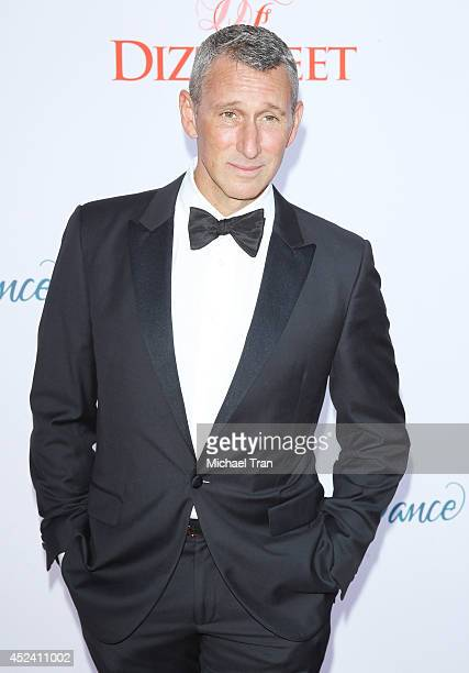 Adam Shankman arrives at The Dizzy Feet Foundation's 4th Annual Celebration of Dance Gala held at Dorothy Chandler Pavilion on July 19 2014 in Los...