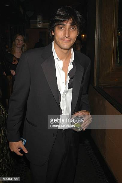 Adam Shugar attends Noah Tepperberg 30th Birthday Bash Announcing The Opening Tao Las Vegas at Tao and Marquee NYC USA on August 18 2005