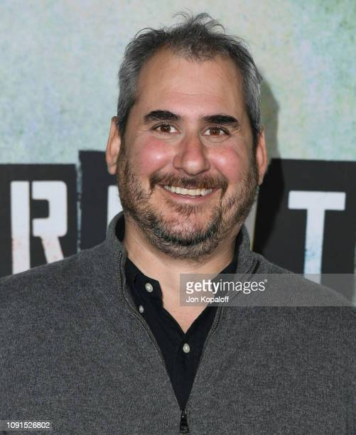 Adam Siegel attends FOX Hosts 'RENT' Press Junket at Fox Studio Lot on January 08 2019 in Century City California