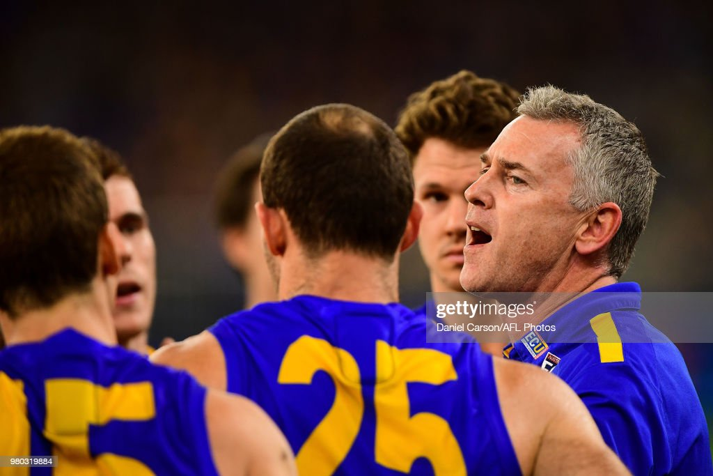 AFL Rd 14 - West Coast v Essendon : News Photo