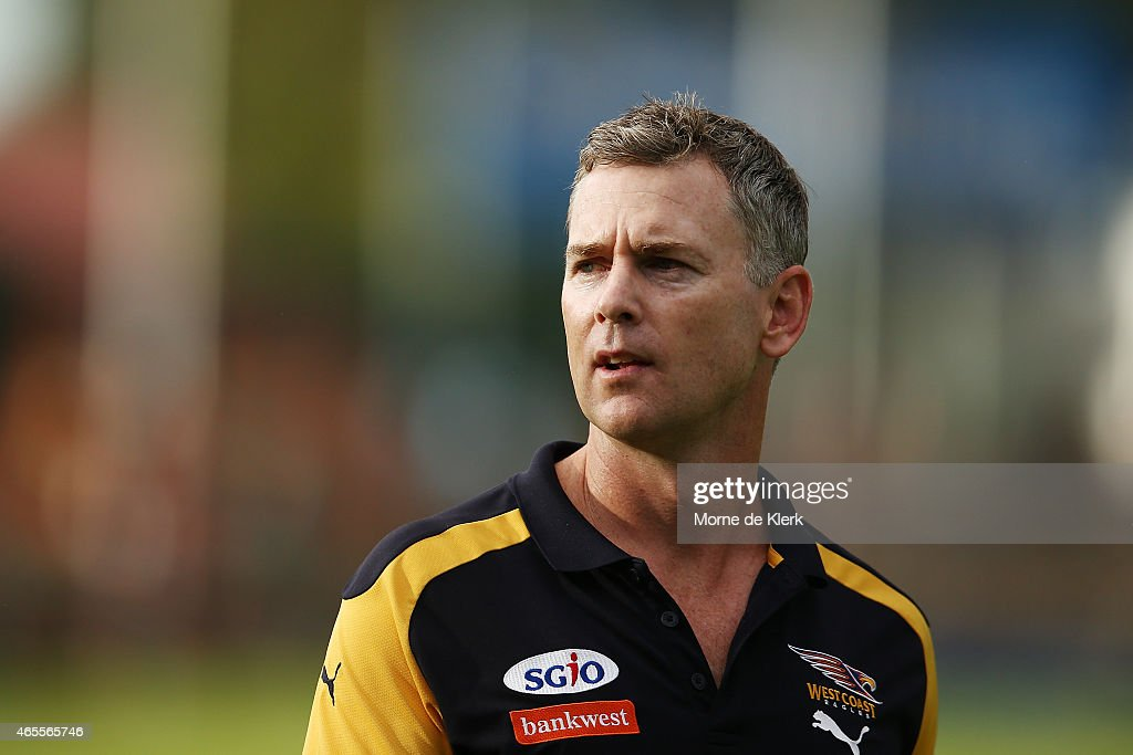 NAB Challenge - Port Adelaide v West Coast Eagles