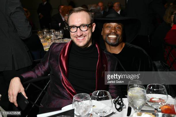Adam Smith and Billy Smith attend 2019 Bailey House Gala Auction at Pier 60 Chelsea Piers on March 07 2019 in New York City