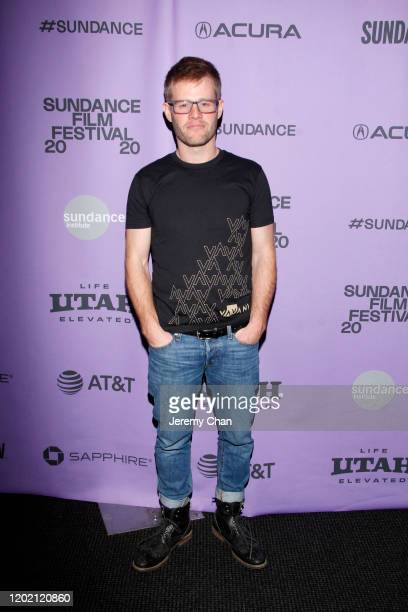 Adam Steed attends the 2020 Sundance Film Festival Documentary Shorts Program 2 at Temple Theater on January 26 2020 in Park City Utah
