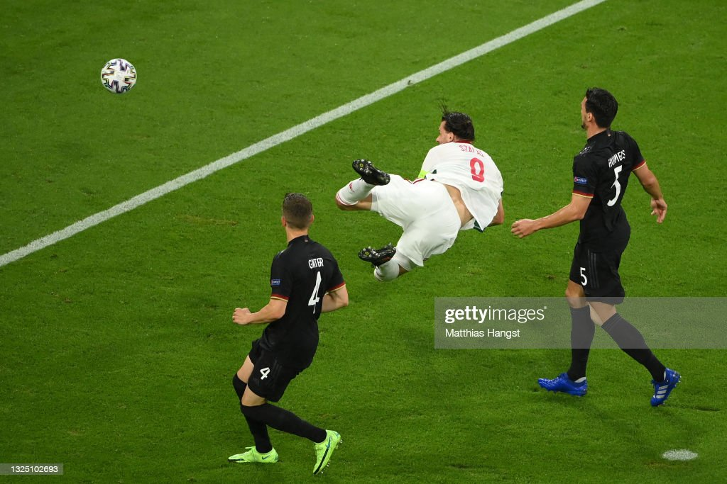 Germany v Hungary - UEFA Euro 2020: Group F : Nachrichtenfoto