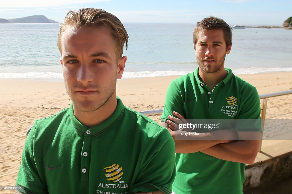 Australian Socceroos Recovery Session